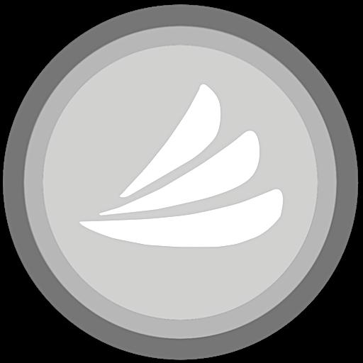 care credit icon black and white